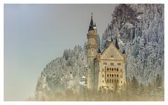 Neuschwanstein (fotoerdmann) Tags: winter landschaften deutschland burg neuschwanstein canon6dmark2 germany fotoerdmann