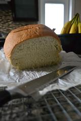 Homemade Bread (Vegan) (Vegan Butterfly) Tags: vegetarian vegan food yummy tasty delicious bread baking baked fresh