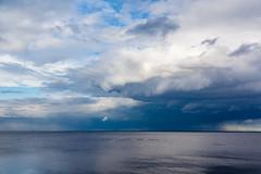 Evening storm clouds over Dniper (Marat Assanov) Tags: storm clouds water dniper ukraine summer sky outdoor