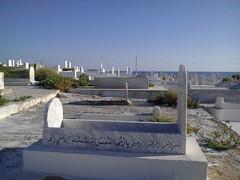 Necropolis (marco_albcs) Tags: tunisia tunisie mahdia tomstones cemetery white hill spiritual dead