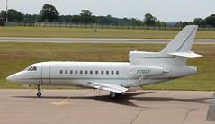 N70LF Dassault Falcon 900EX (R.K.C. Photography) Tags: n70lf dassault falcon900ex aircraft aviation bizjet luton bedfordshire american bankofutahtrustee england uk unitedkingdom canoneos100d londonlutonairport ltn eggw