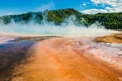 Grand Prismatic Spring-8.jpg (VoxLive) Tags: grandprismaticspring mountains geiser yellowstone travel grandtetons nationalparks
