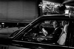 © Zoltan Papdi 2018-3301 (Papdi Zoltan Silvester) Tags: japon japan tokyo shibuyaréel rue vie gens humain voyage journalisme real street life people human trip journalism taxi chauffeur driver