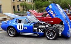 1965 Shelby Cobra Daytona (austexican718) Tags: carshow centraltexas hillcountry event racecar customcar veteran vintage v8 shelby daytona 1960s sony