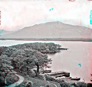 Somewhere In The West (anaglyph)