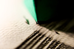 Erased! (Kendar Creatives) Tags: macromondays erasers eraser abstract pencil dof