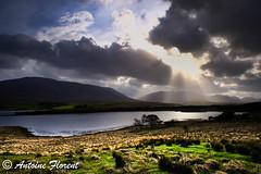 Connemara (antoine_florent) Tags: ireland irlande connemara sunset landscape wild galway wildatlanticway way atlantic