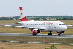 A320_OS153 (VIE-DUS)_OE-LBI_1 (VIE-Spotter) Tags: vienna vie airport airplane flugzeug flughafen planespotting wien