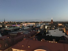 Stockholm by night (greger.ravik) Tags: stockholm view skybar rooftop northernlight tak