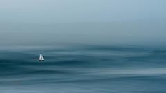 Stormy Sea (ARTUS8) Tags: flickr nikon24120mmf40 abstraktesgemälde nikond800 meer pastell abstrakt segelboot digitallycomposed intentionalcameramovement icm panning verwischt