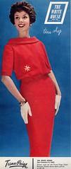 Teena Paige 1958 (barbiescanner) Tags: vintage retro fashion vintagefashion 50s 50sfashions 50sadvertising 1950s 1950sadvertising 1958 1950sfashions seventeen teenapaige ritaegan