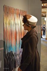 13-Jan _1079x-72 (Scott Hess) Tags: suzanne biaggi weavers opening petaluma arts center