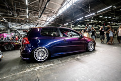 Autocon NY 2018 (doitJEFFSTYLE) Tags: ny newyork autoconny autocon canibeat superstreet dsport stance stancenation vw volkswagen gti wrapped