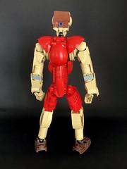 Comrade Lenin 4 (Ballom Nom Nom) Tags: bionicle lego herofactory ccbs vladimir lenin communist ussr soviet fatherland fatherlandday