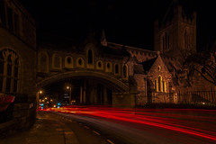 Christchurch Cathedral (APT_Allison) Tags: dublin ireland longexposure night