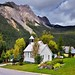 Small Town Canada in the Rockies (Yoho National Park)