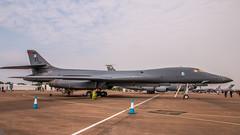 B-1 Lancer (Tony Howsham) Tags: canon eos70d sigma 18250 royal international air tattoo airshow raffairford static usaf b1b rockwell