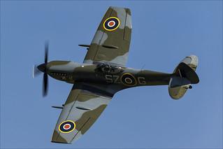 Supermarine Spitfire LFXVIe - 5