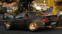 Honda Legend 3.2 Coupe 1993 (RL GNZLZ) Tags: honda legendcoupe v6 32 coupe 1993