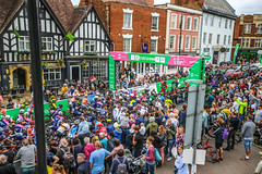 Evesham Start (TheTour_cycling) Tags: evesham worcester worcestershire womenstour ovoenergy cycling