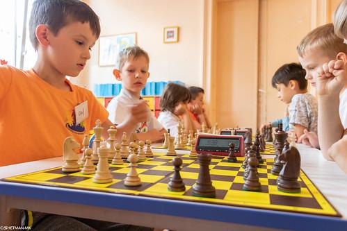 VIII Turniej Szachowy Przedszkolaków o Mistrzostwo Świdnicy-60