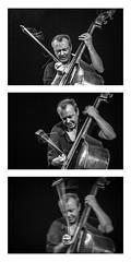 John Edwards, Tampere, 2017 (Jukka Piiroinen) Tags: jazz mustavalkoinen blackwhite jazzphotography näyttely exhibition