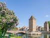 Lilas des ponts couverts (Zéphyrios) Tags: strasbourg alsace grandest nikon d7000 lilas grérose xiii syringavulgaris