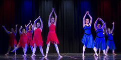 DJT_4990 (David J. Thomas) Tags: northarkansasdancetheatre nadt dance ballet jazz tap hiphop recital gala routines girls women southsidehighschool southside batesville arkansas costumes