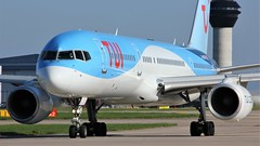 G-OOBD (AnDyMHoLdEn) Tags: thomson tui 757 egcc airport manchester manchesterairport 23l