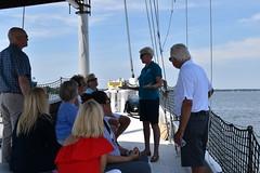 Winnie Estelle Cruise with Friends Board (Chesapeake Bay Maritime Museum Photos) Tags: winnie estelle cbmm volunteer volunteers buyboat scenic river cruise stmichaels md miles talbot county maryland chesapeake bay maritime museum
