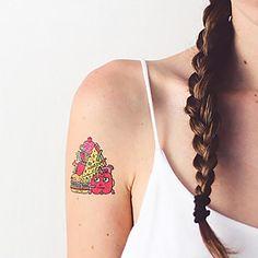 Fast Food Vs Fruits (TattooForAWeek) Tags: fast food vs fruits tattooforaweek temporary tattoos wicker furniture paradise outdoor