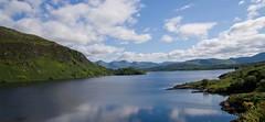 Irlande (sud-ouest) / Ireland (south-west) (john1970-1) Tags: lanscape nature irlande ireland lac lake water eau bleu blue vert green montagne mountain sudouest southwest