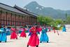 South Korean Palace Guard (buddhistfunk) Tags: parade night festival girl dance soldier ceremony palace buddah buddhist buddhism lotus music musician seoul korea korean asia asian south