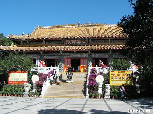 Великий Будда Гонконг Hongkong InterNetri 0332