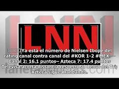 Guerra total: acusan a TV Azteca de inflar rating durante Rusia 2018 (HUNI GAMING) Tags: guerra total acusan tv azteca de inflar rating durante rusia 2018