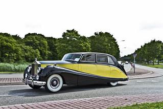 Rolls-Royce Silver Wraith Saloon 1955 (4794)