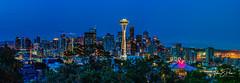Seattle Skyline (JSP92) Tags: usroadtrip2018 pano seattle skyline city cityscape