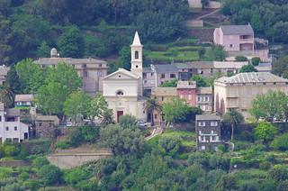 397 - au dessus de Bastia