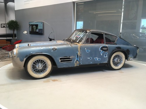 1955 Jaguar XK140 SE Michelotti Coupé