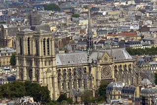 2018.05.20.020 PARIS - Tour Montparnasse - Notre-Dame