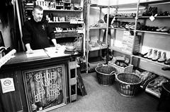 10 Dan Nelson, Shoemaker, Settle (I ♥ Minox) Tags: film 2018 olympus olympusom2n olympusom2 om2 om2n om2582 tmax tmax400 kodaktmax400 kodak kodaktmax shoemaker settle northyorkshire dannelson dannelsonshoemaker