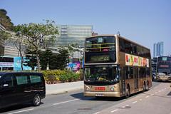 KMB Volvo B10TL 12m JR5785 28 (Thomas Cheung Bus Photography) Tags: bus hong kong public transport mass transit street volvo b9tl kmb kowloon motor double decker doubledecker superolympian super olympian alexander alx500