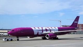 WOW Air A330-343 TF-WOW