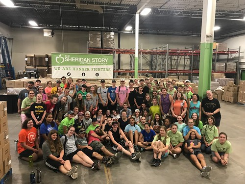 Lead 222 Packing Event 7/18/18