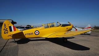 Fairchild Fleet M-62A-3 (PT-26A-FE) Cornell III in Slaton