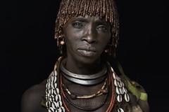 Hamer woman. Omo Valley, Ethiopia. (Raúl Barrero fotografía) Tags: ethiopia woman portrait hamer omovalley africa
