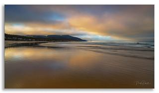 Cannon Beach Clouds