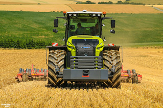 Face to Face | CLAAS XERION 5000