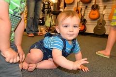 06.15.18 Out & About Storytime at Dietze Music (Omaha Public Library) Tags: omahapubliclibrary millardbranch summerreadingprogram dietzemusic librariesrock storytime books reading stories dancing music ukulele instruments learning kids children