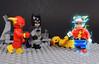 I am your Friend Flash (-Metarix-) Tags: lego super hero minifig dc comics comic the flash rebirth batman button drmanhattan doomsday clock jay garrick superspeed speed force